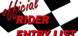 Freestone Rider Entry List