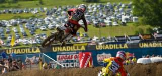 MX Mourns Loss of Unadilla's Peg Robinson