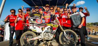 Lucas Oil Pro Motocross Championship: Hangtown Results
