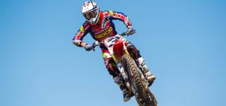 Tomac Brings Red Number Plate as Lucas Oil Pro Motocross Championship Leader to Glen Helen for the First Time