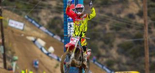 Lucas Oil Pro Motocross Championship: Glen Helen Results
