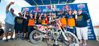 Ryan Dungey to Appear on ESPN's SportsCenter