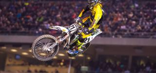 Lucas Oil Pro Motocross Championship Congratulates  Husqvarna on First 450 Supercross Victory