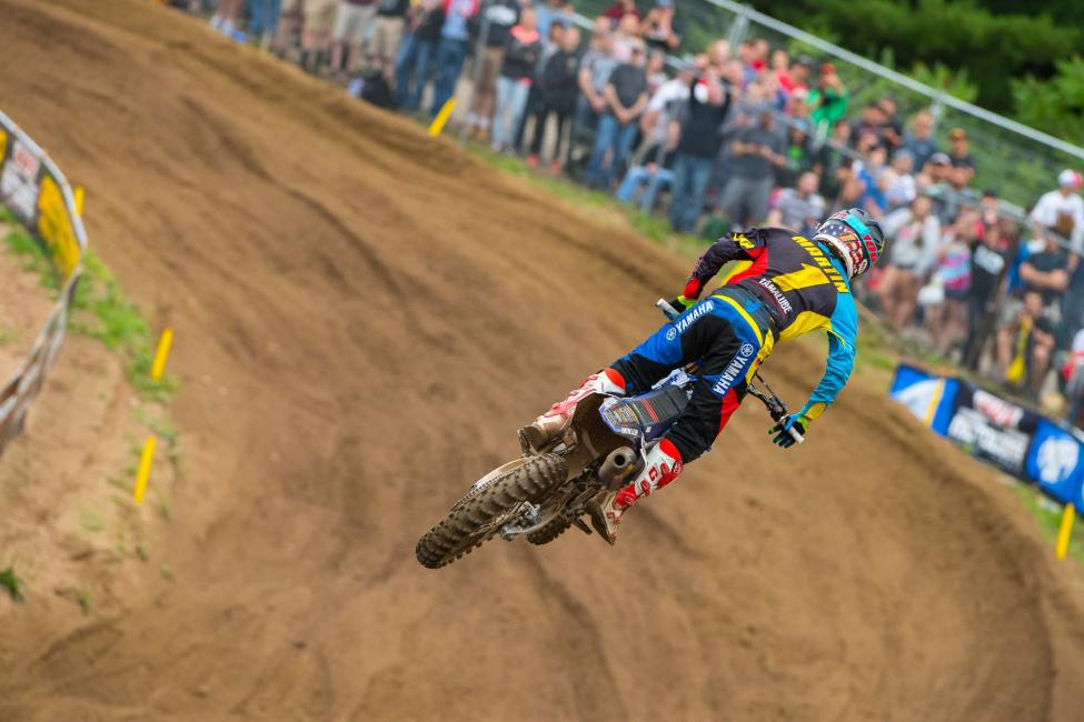 Jeremy Martin was second overall.Photo: Simon Cudby