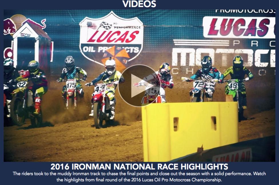 Ironman National Highlights