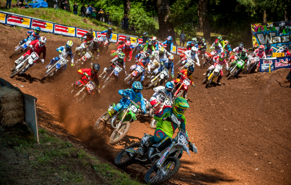 125 Dream Race at the 2016 Peterson CAT Washougal NationalPhoto Courtesy 125dreamrace.com