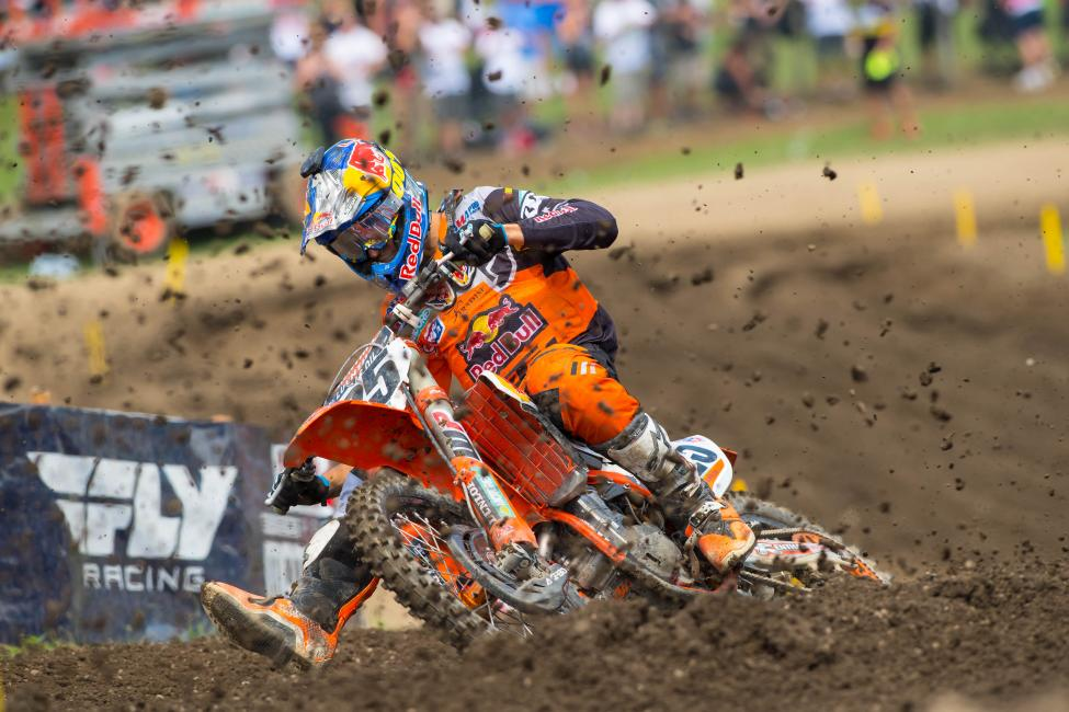 Musquin will look to fill the absence of his teammate and multi-time champion Ryan Dungey.Photo: MX Sports Pro Racing