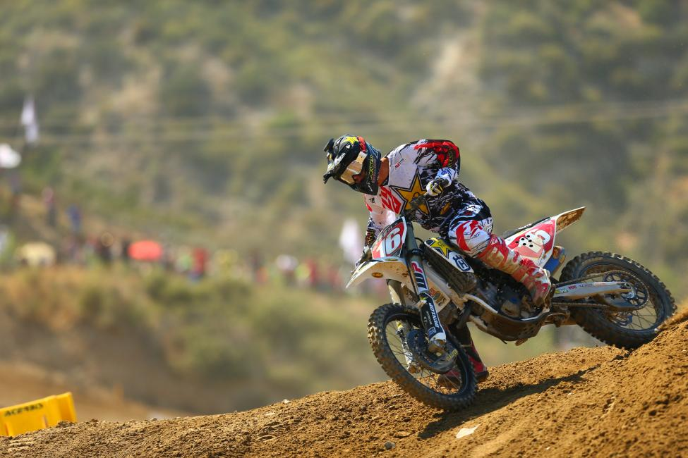 Osborne has back-to-back wins to open the season.Photo: MX Sports Pro Racing / Jeff Kardas