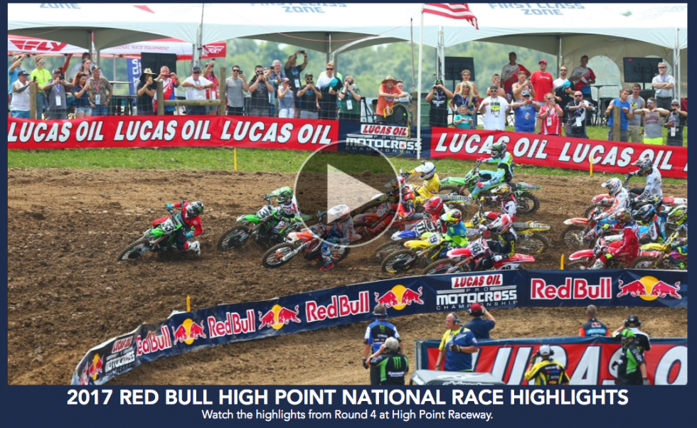 Red Bull High Point National Highlights