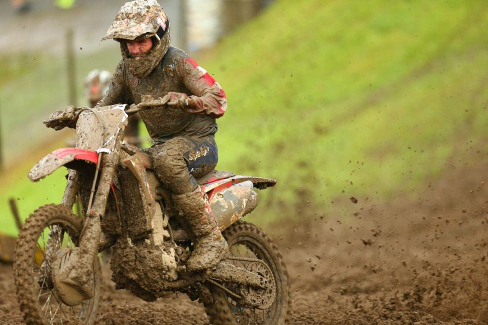 Seely emerged with his first overall podium of the season in third (6-3).