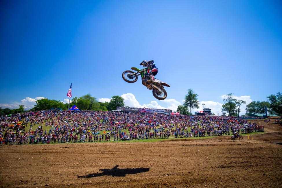 The RedBud MX fans are among the most passionate motocross fans in the U.S.
