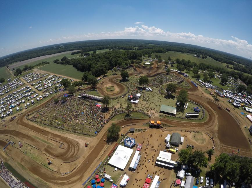 RedBud MX celebrates 45 years hosting an AMA Lucas Oil Pro Motocross National in 2018, and the first FIM Motocross of Nations in the U.S. since 2010.