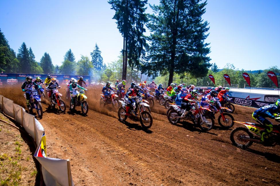 The beloved sound and smell of 2-stroke motorcycles return to Washougal as one of the seven Nationals hosting a 125 All Star Series.