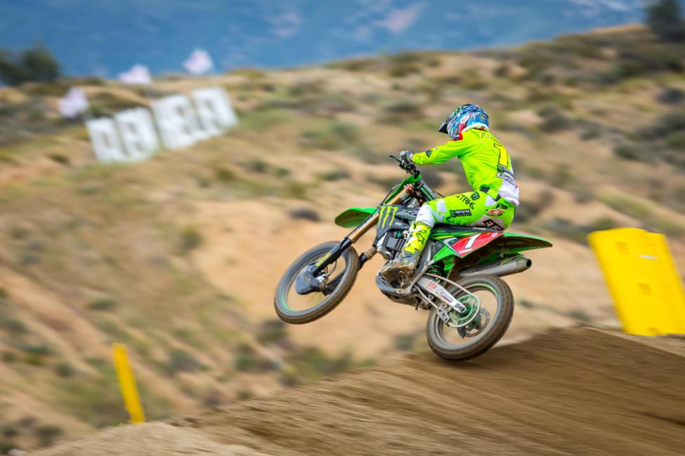 Eli Tomac has won back-to-back races to open a season for the second time in his career.