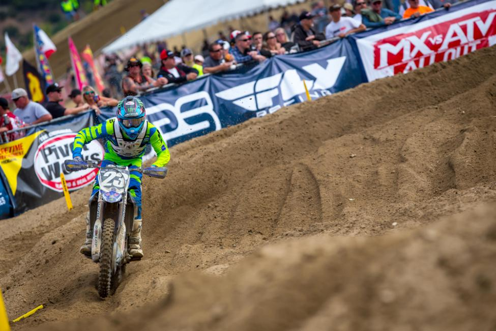 Aaron Plessinger was dominant in the 250 Class and earned his third career win.
