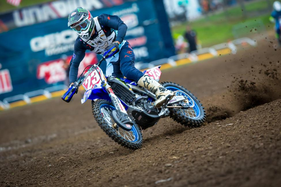 Aaron Plessinger extended his championship point lead to 78 with just two races remaining.