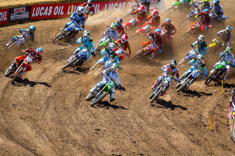 Hangtown Motocross Classic General Mx Sports Pro Racing