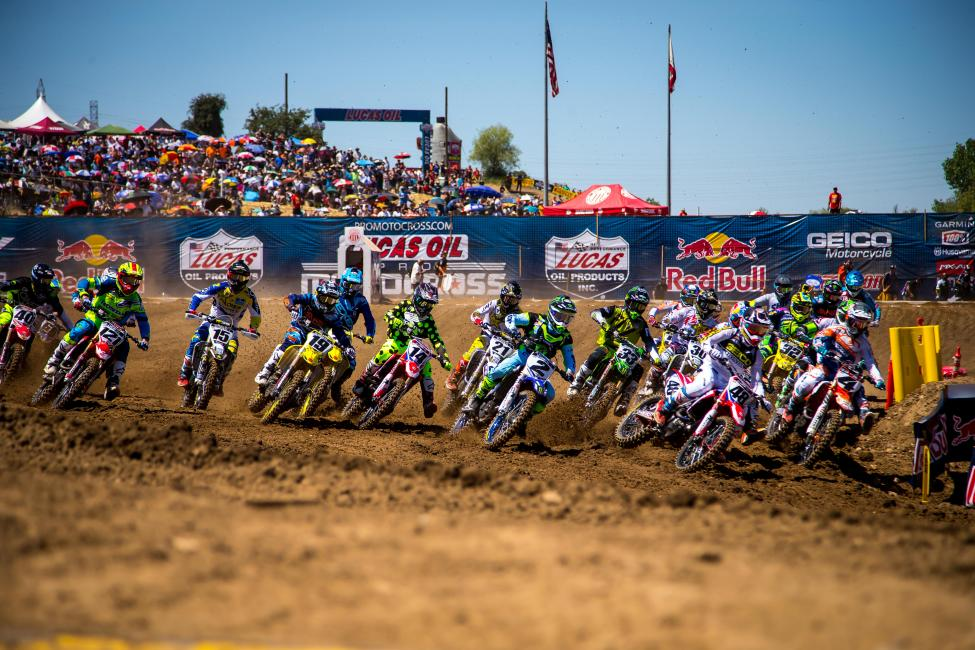 The 2018 Lucas Oil Pro Motocross Championship kicks off Saturday with the 50th running of the Red Bull Hangtown Motocross Classic.