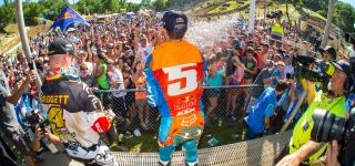 Minnesota Native and Multi-Time Pro Motocross Champion Ryan Dungey Named Grand Marshal of Spring Creek National on July 21