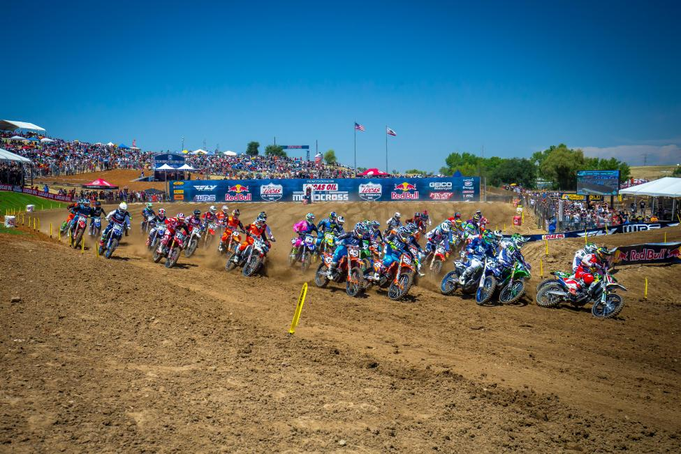 The 2019 Lucas Oil Pro Motocross Championship kicks off May 18th with the 51st Annual Hangtown Motocross Classic in Sacramento, CA.