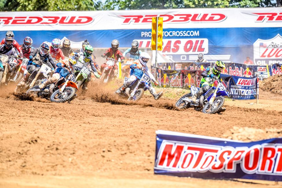All 12 Lucas Oil Pro Motocross Nationals will include Amateur Racing programs during the 2019 season.