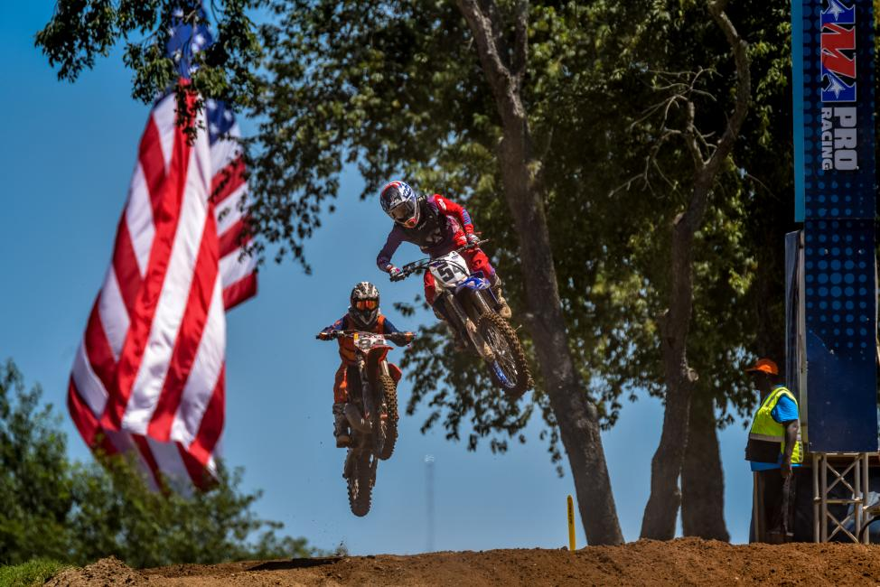 Nearly 10,000 Amateur racer entries competed during 2018 Lucas Oil Pro Motocross National weekends, including 1,850 at RedBud MX.