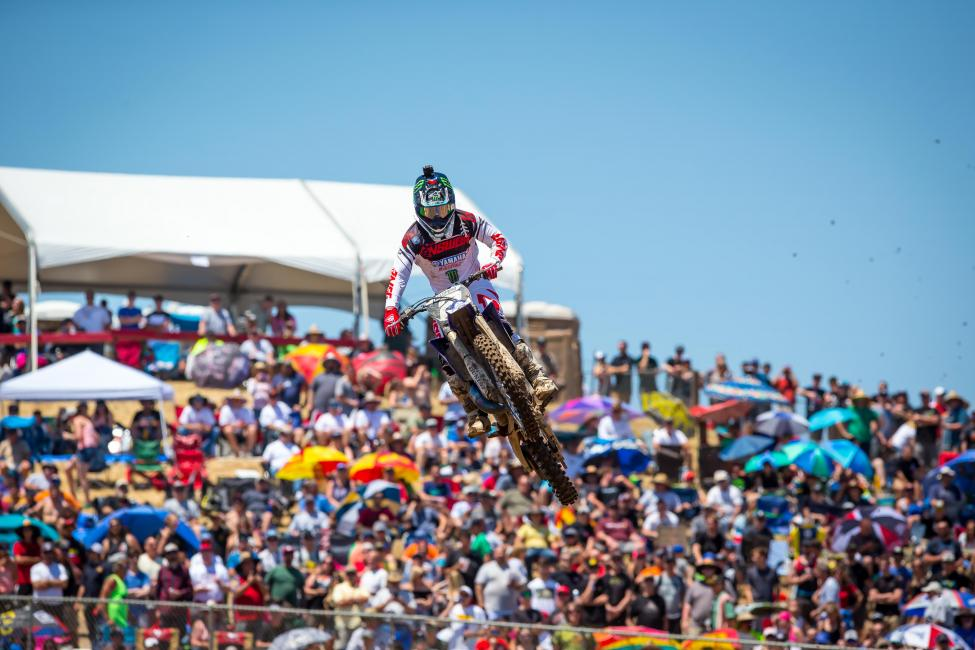 Former Pros and National Champions like Doug Dubach, Wil Hahn, and Ryan Villopoto competed at multiple events in 2018.