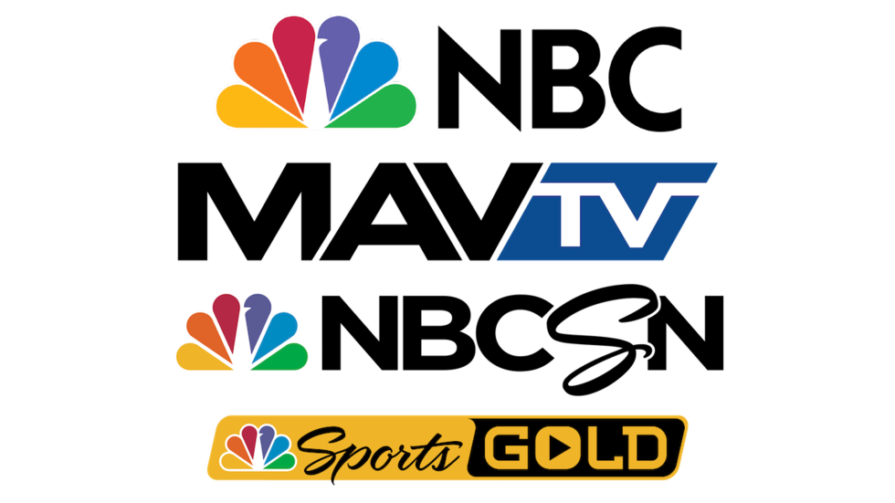 Broadcast coverage of the 2020 season will be featured on the networks of NBC, MAVTV, and NBC Sports Network, with exclusive live streaming on NBC Sports Gold's