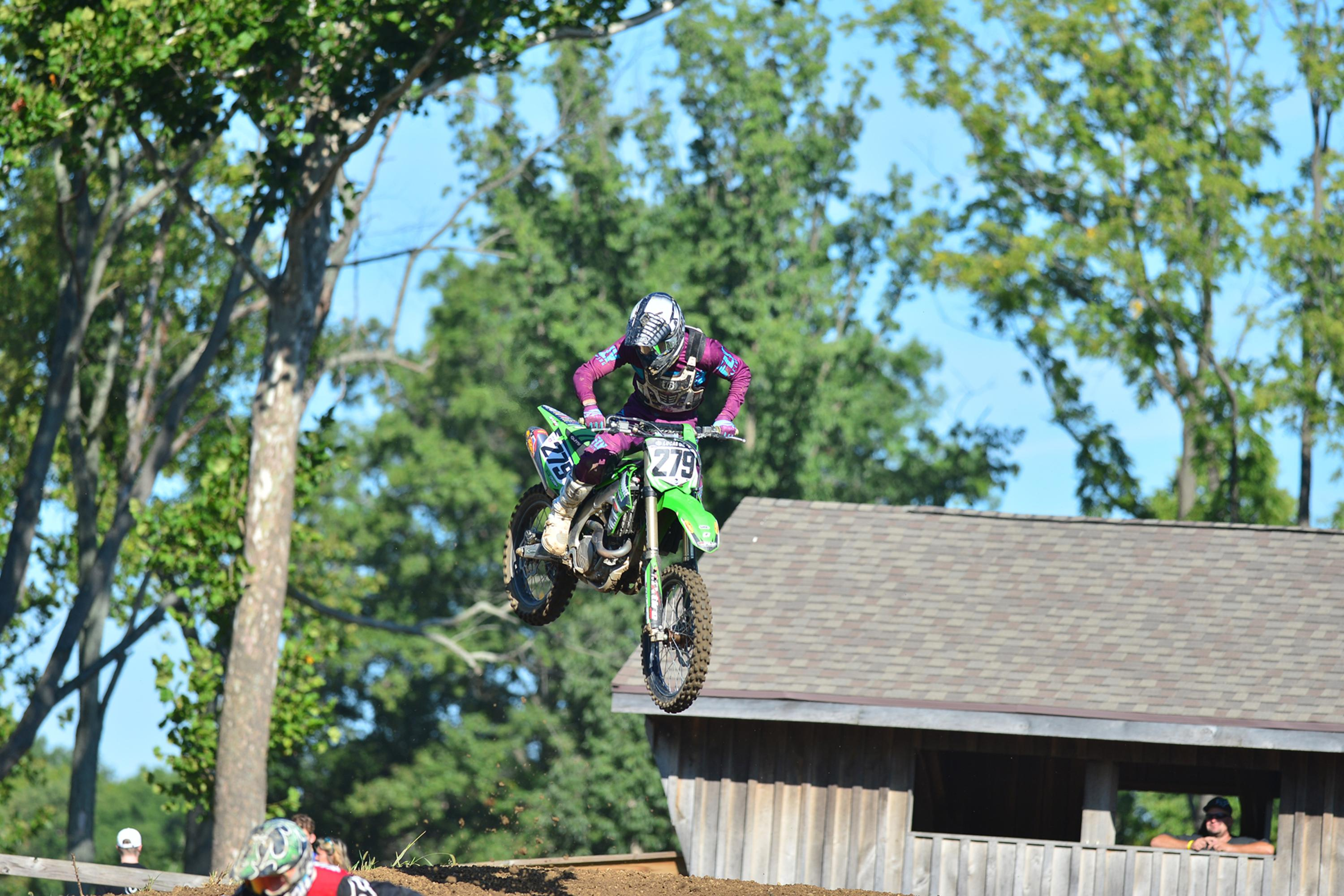 Amateur Racers Shine at The guaranteed Rate Ironman Amateur MX Days in Indiana